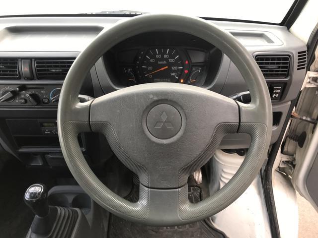 CD 4WD 5MT エアコン パワステ スタッドレス付き(17枚目)