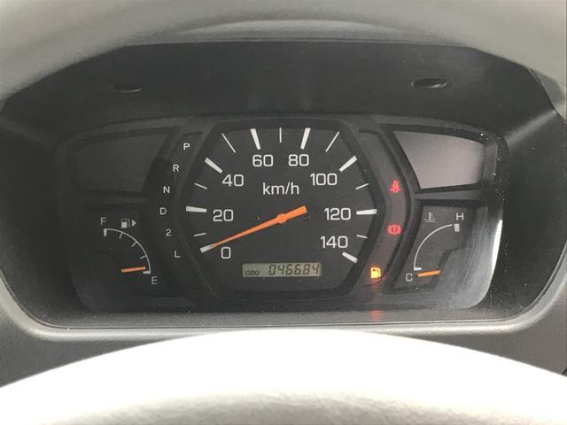 CD 4WD 5MT エアコン パワステ スタッドレス付き(18枚目)