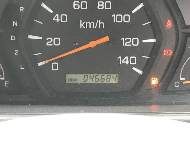 CD 4WD 5MT エアコン パワステ スタッドレス付き(19枚目)