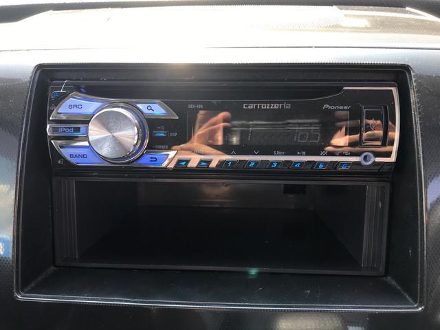 T 4WDターボ プッシュスタート HIDライト CDデッキ(11枚目)