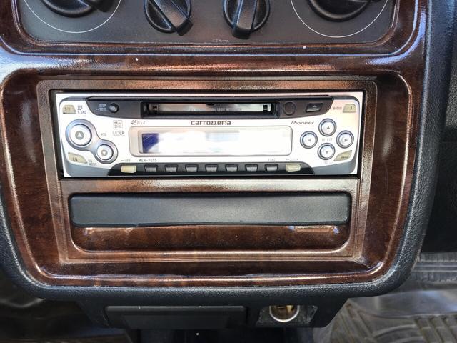 デューク-V 4WD オートマ ターボ(11枚目)
