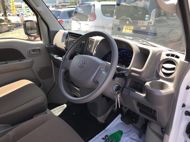 スズキ エブリイ ジョインターボ 4WD インパネオートマ キーレス CD