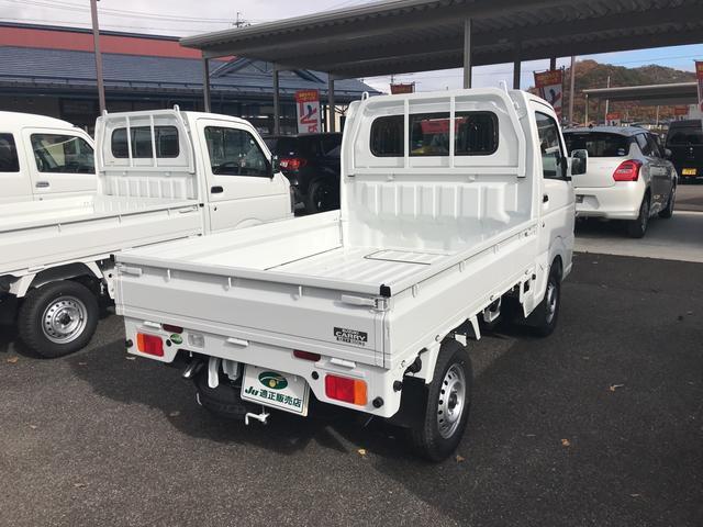 KCスペシャル 4WD 5MT ラジオ 後方誤発進抑制機能(4枚目)