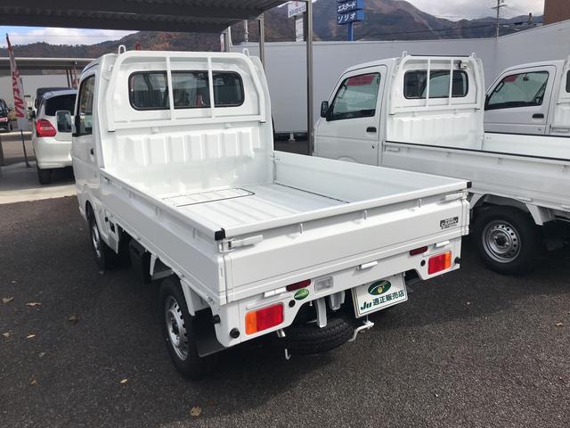 KCスペシャル 4WD 5MT ラジオ 後方誤発進抑制機能(6枚目)
