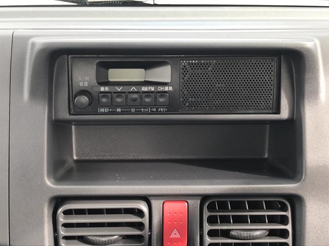KCスペシャル 4WD 5MT ラジオ 後方誤発進抑制機能(18枚目)