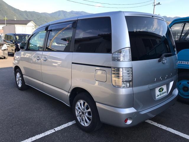 「トヨタ」「ヴォクシー」「ミニバン・ワンボックス」「長野県」の中古車4
