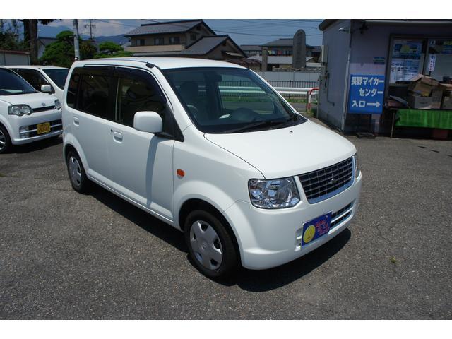 三菱 eKワゴン M 4WD キーレス シートヒーター CD