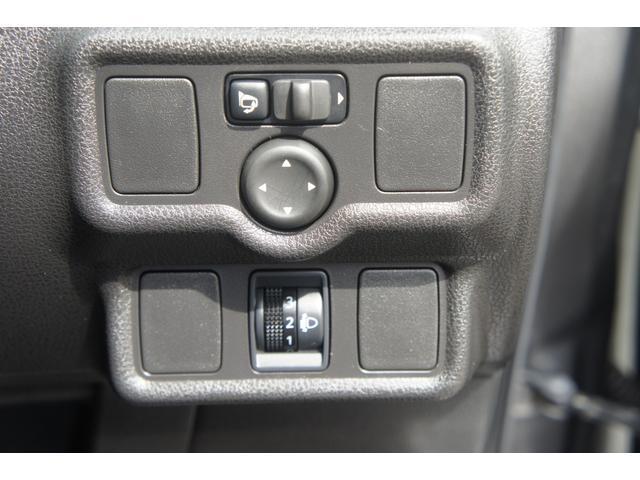 ヘッドライトレベライザー付なので、ヘッドライトの照らす高さを調節できます!
