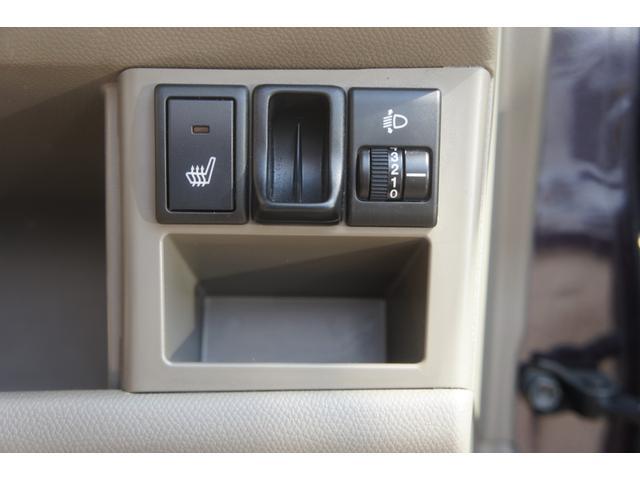 S FOUR 4WD ETC キーレス CD シートヒーター(18枚目)