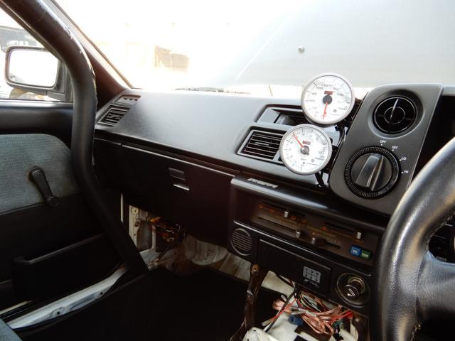 GT APEX 7Pロールバー BRIDEフルバケ 車高調(15枚目)