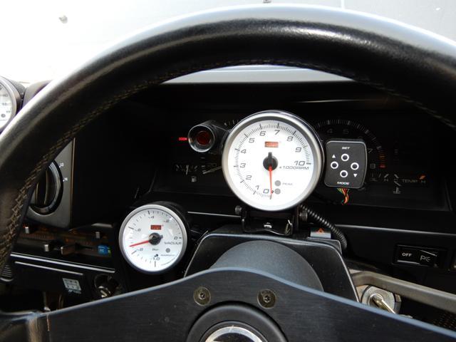 GT APEX 7Pロールバー BRIDEフルバケ 車高調(16枚目)