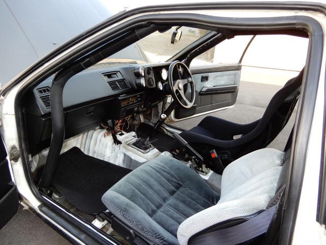 GT APEX 7Pロールバー BRIDEフルバケ 車高調(20枚目)