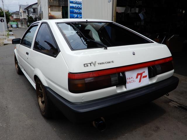 「トヨタ」「カローラレビン」「クーペ」「長野県」の中古車6
