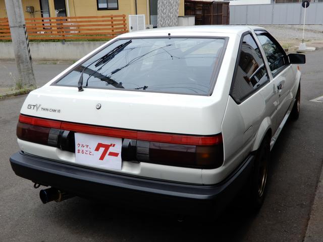 「トヨタ」「カローラレビン」「クーペ」「長野県」の中古車7