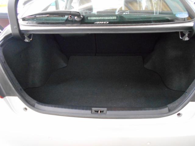 1.8X EXパッケージ 4WD ワンオーナー 寒冷地仕様(10枚目)