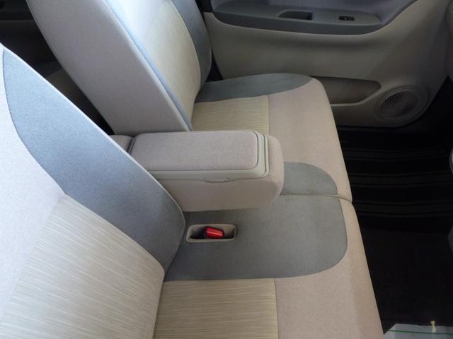 運転席肘掛付きシート
