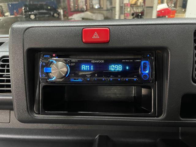 CD AM/FM オーディオ付き☆