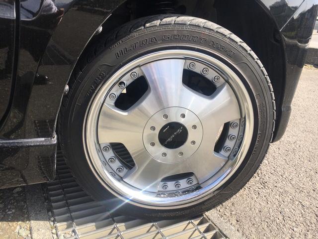 スズキ ワゴンR スティングレーX 4WD HIDライト 15アルミ