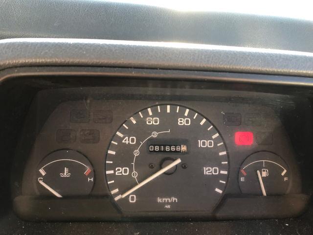 4WD 5速マニュアル 作業灯(11枚目)