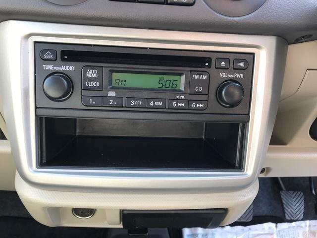 S FOUR 4WD 5速マニュアル キーレス CDデッキ(12枚目)