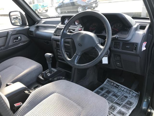 XS 4WD オートマ オーディオ付 ディーゼルターボ(7枚目)