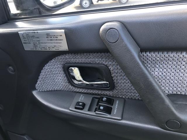 XS 4WD オートマ オーディオ付 ディーゼルターボ(8枚目)
