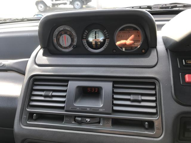XS 4WD オートマ オーディオ付 ディーゼルターボ(11枚目)