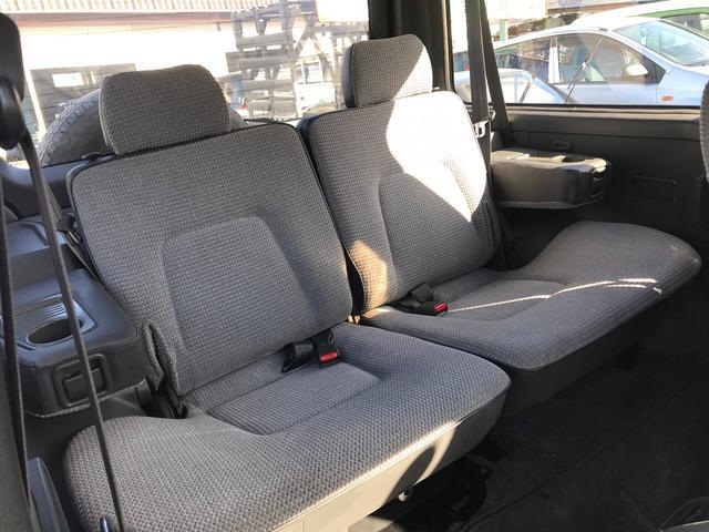 XS 4WD オートマ オーディオ付 ディーゼルターボ(17枚目)