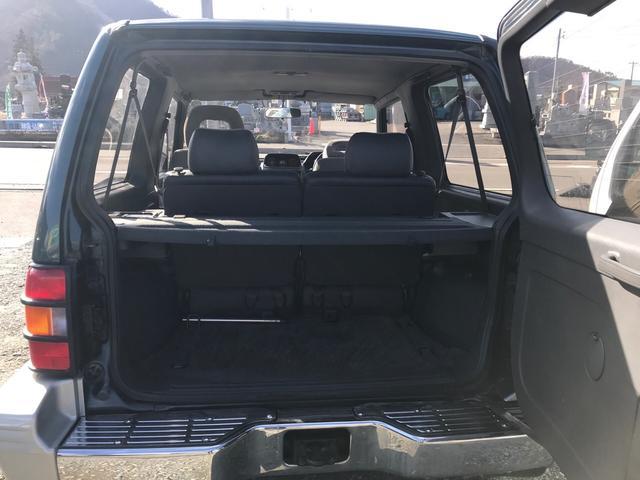 XS 4WD オートマ オーディオ付 ディーゼルターボ(18枚目)