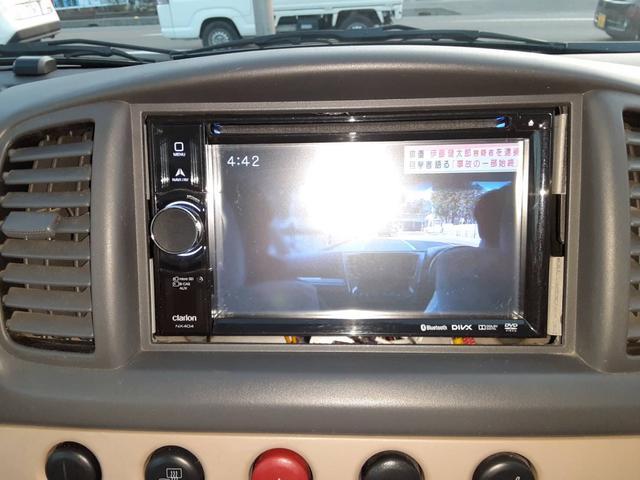 C 4WD ナビ フルセグTV キーレスキー コラムオートマ Wエアバッグ シートヒーター(6枚目)