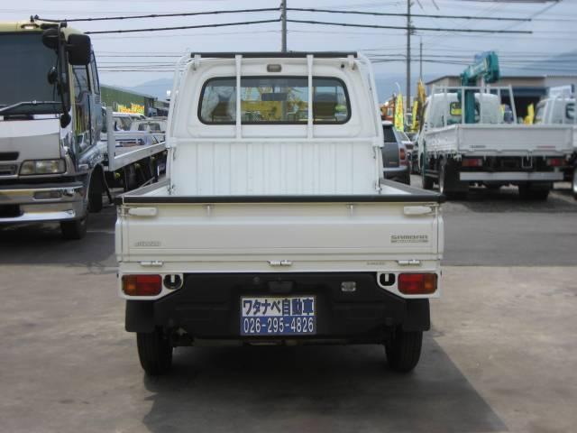 スバル サンバートラック TB 4WD 5速 エアコン パワステ ワンオーナー