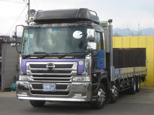 「その他」「プロフィア」「トラック」「長野県」の中古車5