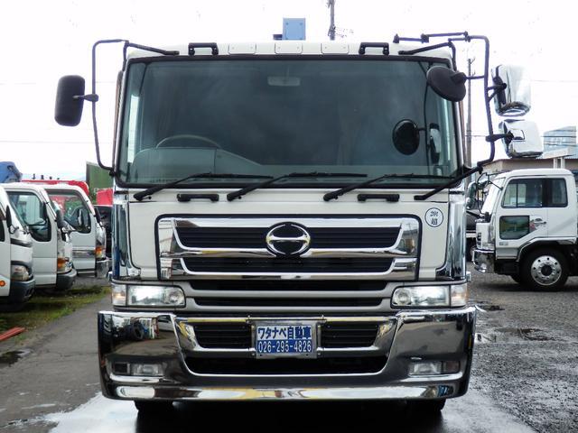 「その他」「プロフィア」「トラック」「長野県」の中古車2