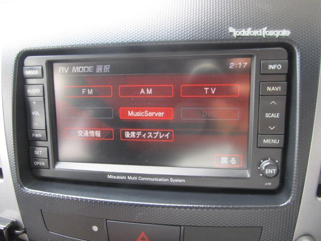 2.4G 4WD 7人乗り ナビ バックカメラ(17枚目)