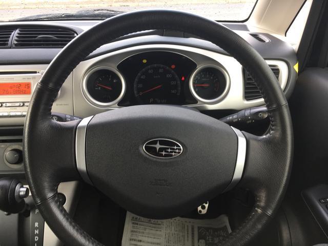 スバル ステラ カスタムRS 4WD スーパーチャージャー ETC