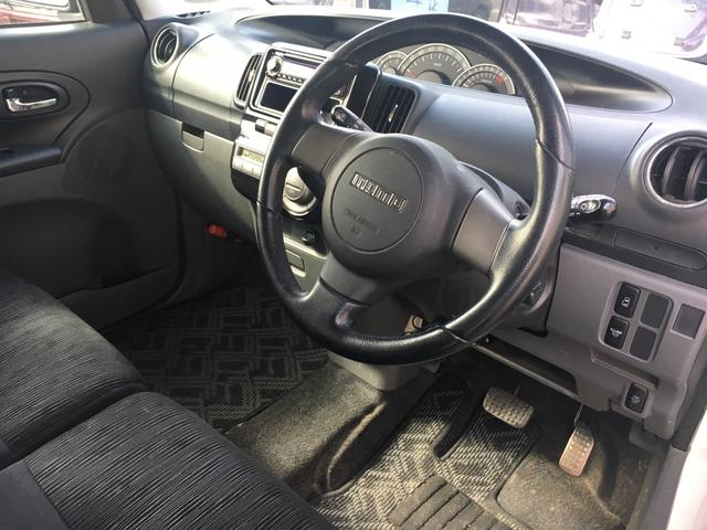ダイハツ タント カスタムRS 4WD ターボ 左電動スライド ETC