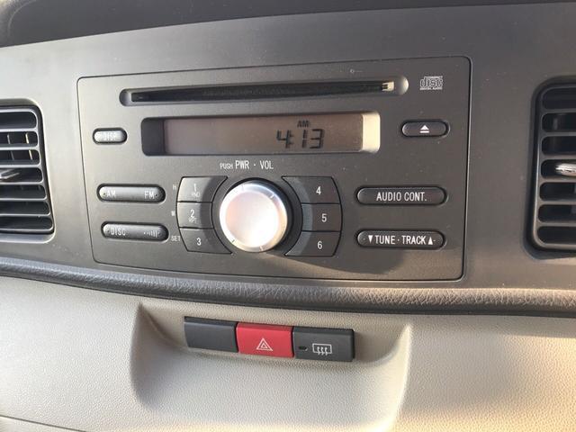 カスタムターボR 4WD キーレス CDデッキオートエアコン(12枚目)