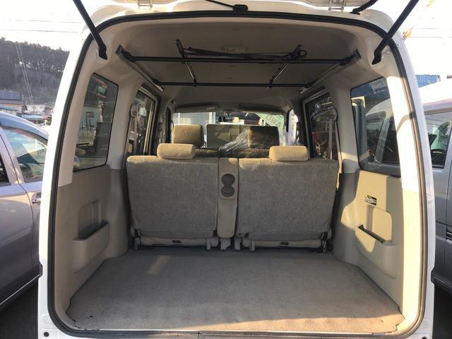カスタムターボR 4WD キーレス CDデッキオートエアコン(18枚目)