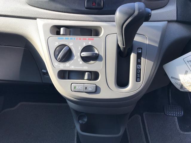 L 2WD CVT エコアイドル キーレス CDデッキ(12枚目)