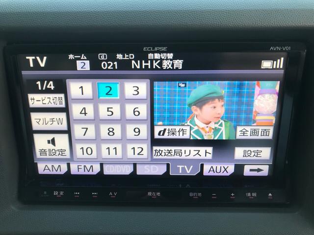 PZターボ 4WD フルセグTV ナビ ETC 左電動ドア(20枚目)