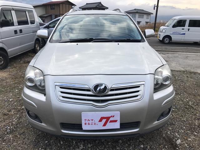 「トヨタ」「アベンシスワゴン」「ステーションワゴン」「長野県」の中古車2