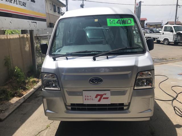 「スバル」「サンバーバン」「軽自動車」「長野県」の中古車2