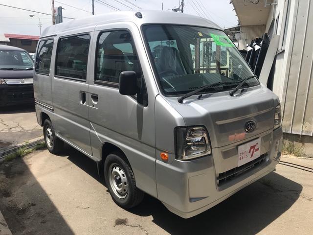 「スバル」「サンバーバン」「軽自動車」「長野県」の中古車3