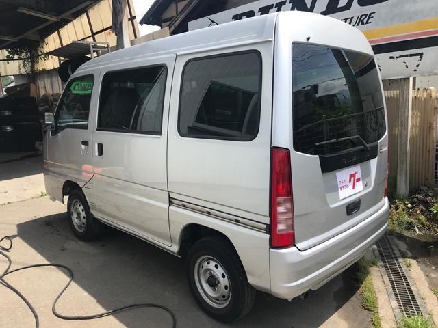 「スバル」「サンバーバン」「軽自動車」「長野県」の中古車6