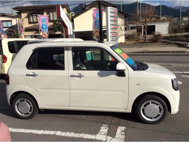 「ダイハツ」「ミラトコット」「軽自動車」「長野県」の中古車4