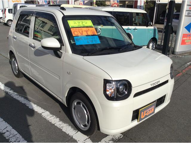「ダイハツ」「ミラトコット」「軽自動車」「長野県」の中古車6