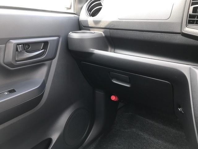 ダイハツ ミライース L SAIII 4WD CDデッキ コーナーセンサー