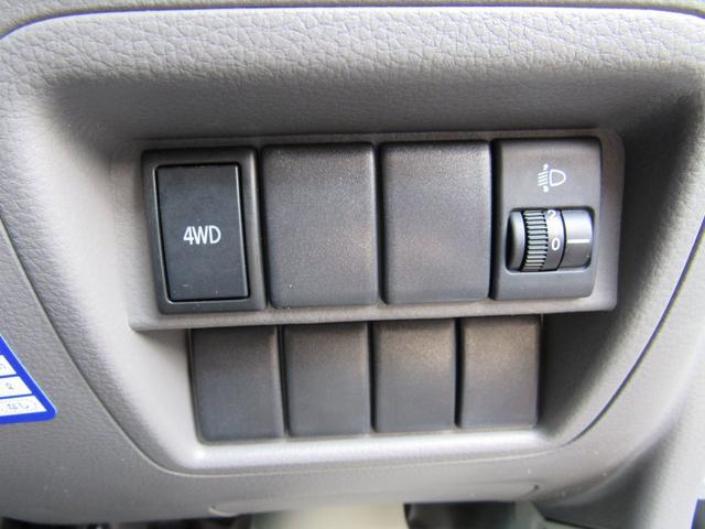 スズキ エブリイ PA 4WD 5速MT ハイルーフ ワンオーナー 禁煙車
