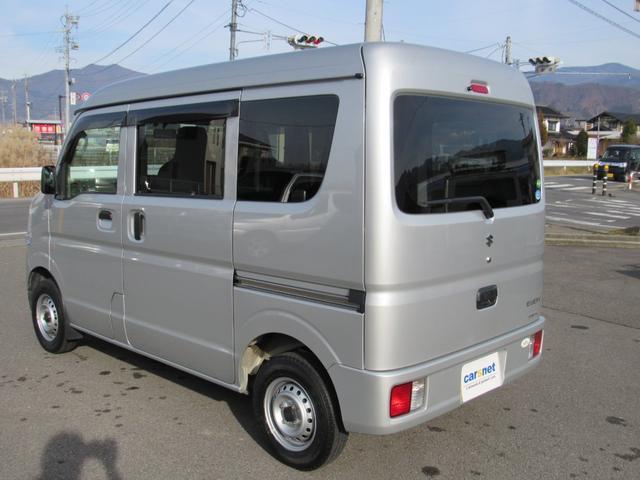 「スズキ」「エブリイ」「コンパクトカー」「長野県」の中古車6