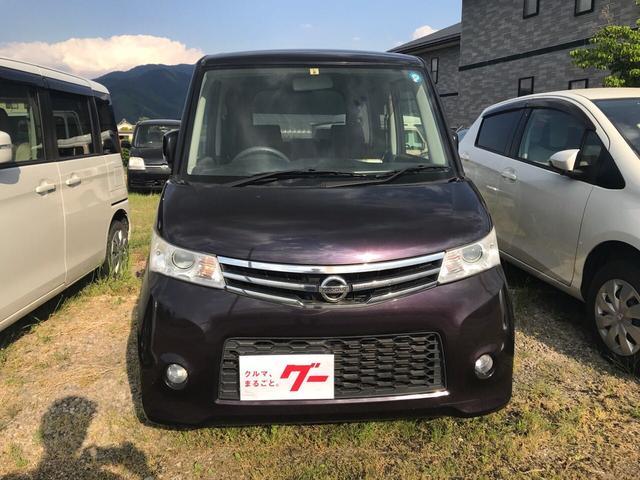 ハイウェイスター 4WD ナビTV 左電動スライド(2枚目)